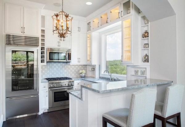 small kitchen interior design ideas Restored Houses Interior Design Ideas - Home Bunch