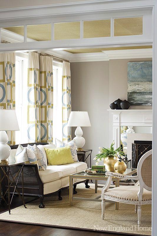 Inspiring New England Home Home Bunch – Interior Design Ideas