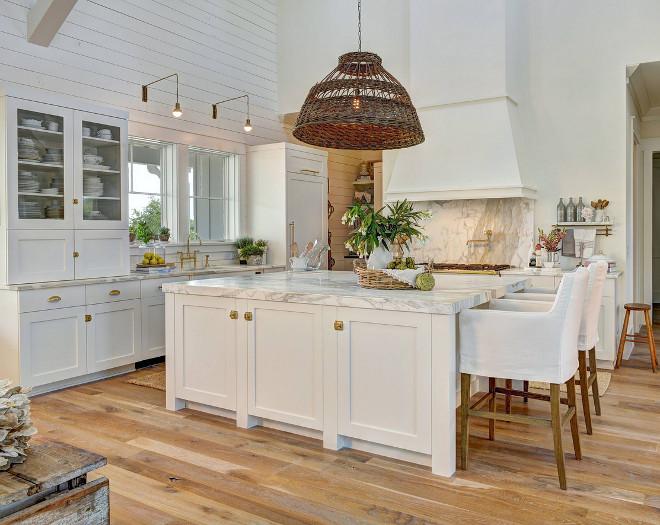 kitchen backsplash trends storage space in coastal farmhouse trend - home bunch interior design