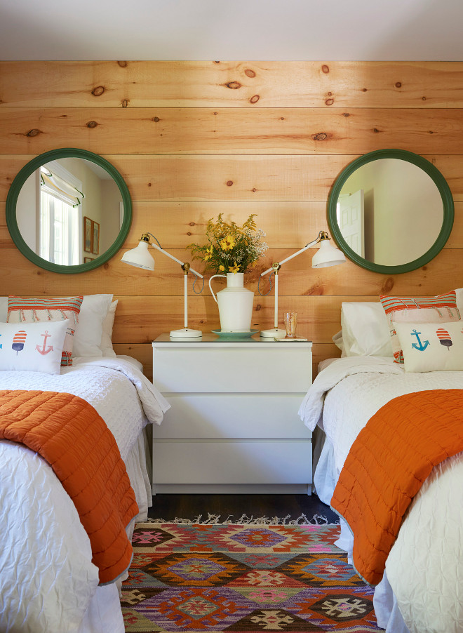 Coastal Farmhouse Lake Cottage  Home Bunch Interior Design