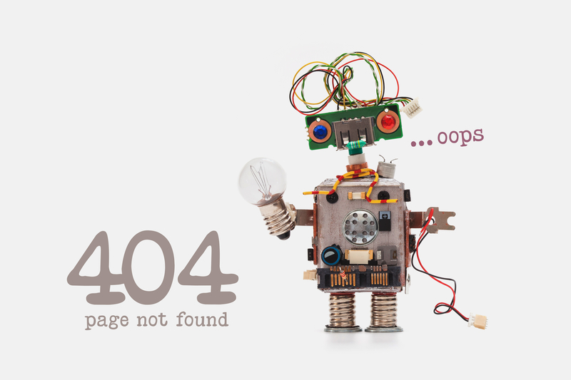 404 Error Page Profits