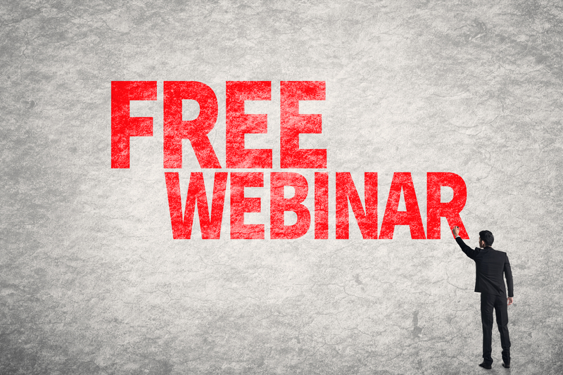 Why Webinars are Your Best Tool EVER