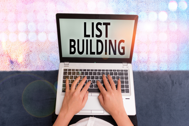 Simple Case Study – List Building for Free