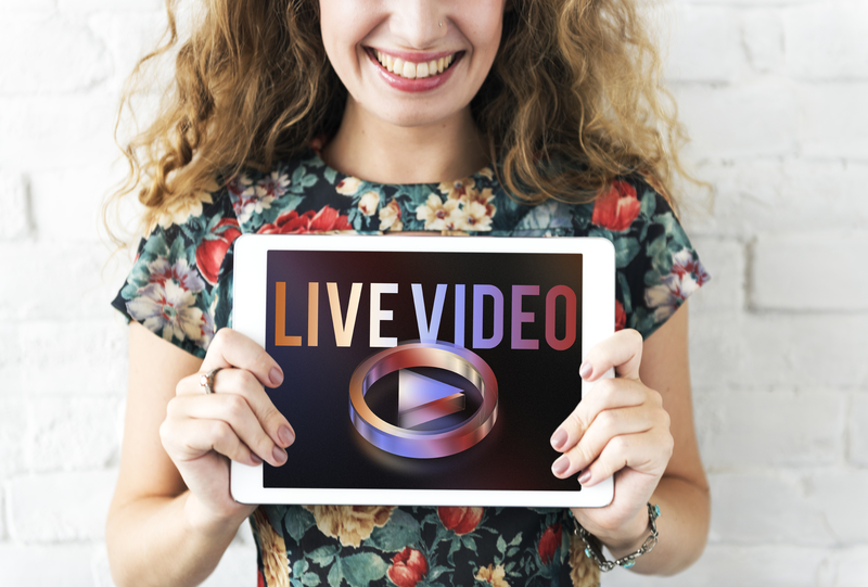 Make More Money Online with Live Video