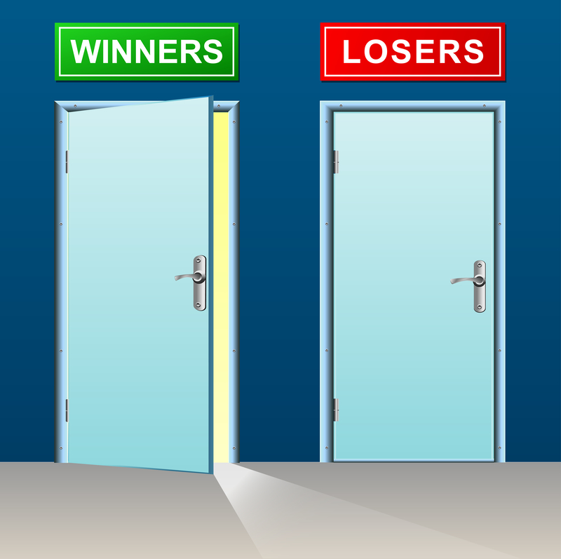 Why You're Losing and Others are Winning