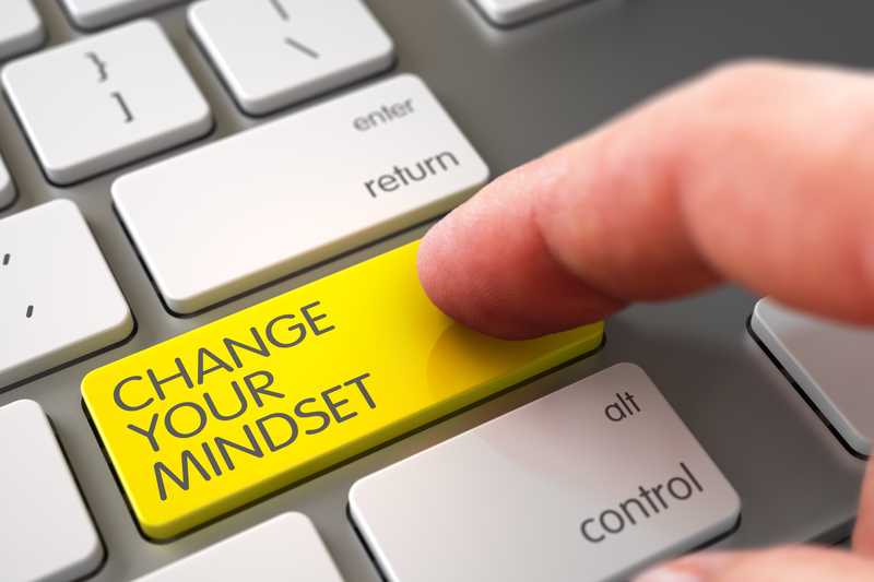 3 Steps to Changing Your Business Mindset