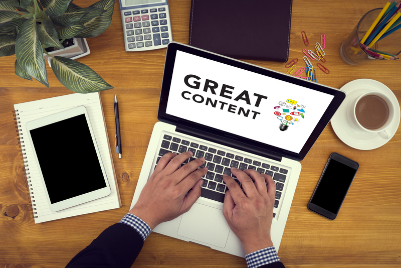 6 Tips for Writing Great Content