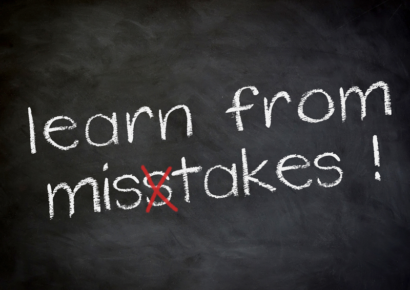 5 Mistakes You're Making In Your Business