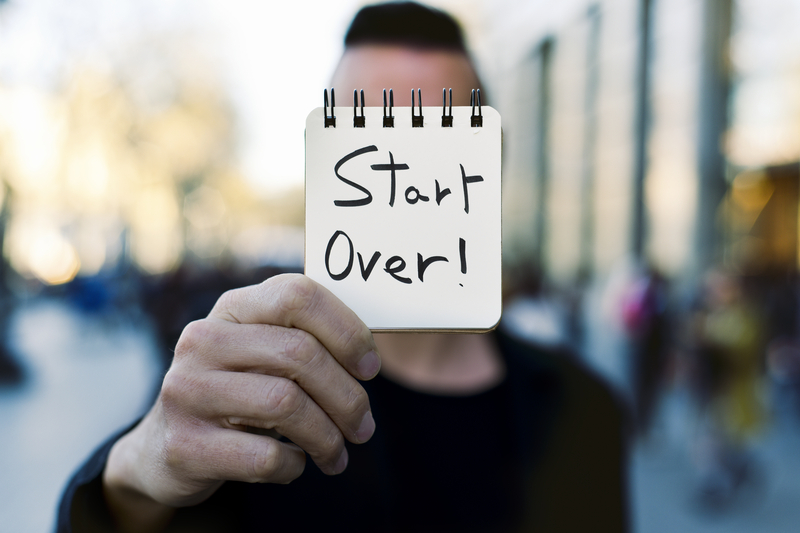 Starting Over: How to Build a Business from Scratch in 3 Months