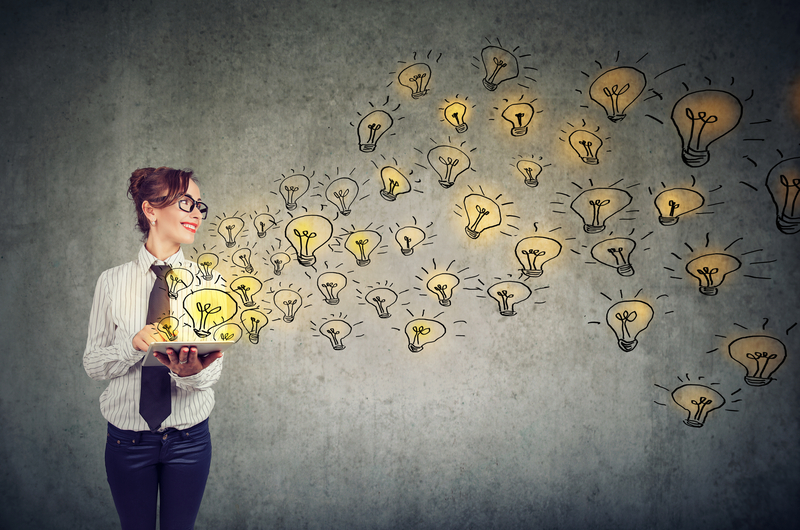 21 Brilliant Ideas for Your Next Blog Post