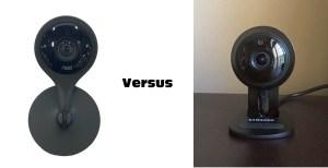 Nest Cam vs DropCam Pro