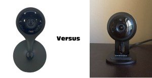 Nest Cam Versus Samsung SmartCam HD Plus