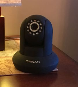 Foscam FI8910W Indoor Pan and Tilt Wi-Fi Camera Review