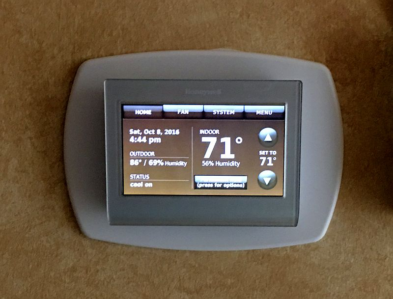 Honeywell Rth9580wf Wi Fi Smart Thermostat Product Review