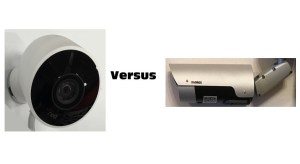 Nest Cam Outdoor Versus Lorex LNC226X Wireless HD Network Camera