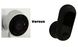 Canary Flex versus Nest Cam Outdoor Camera