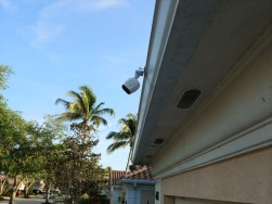 Arlo Pro Attached to Gutter