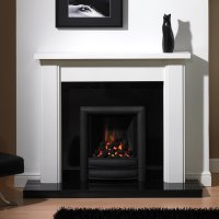 Brison Bellerby Mantel Surround 48 inch Fireplace Showroom ...
