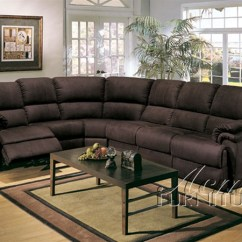 Acme Sectional Sofa Chocolate Best Modern Leather Brands Elizabeth Queen Sleeper In Microfiber By 5010 Larger Photo