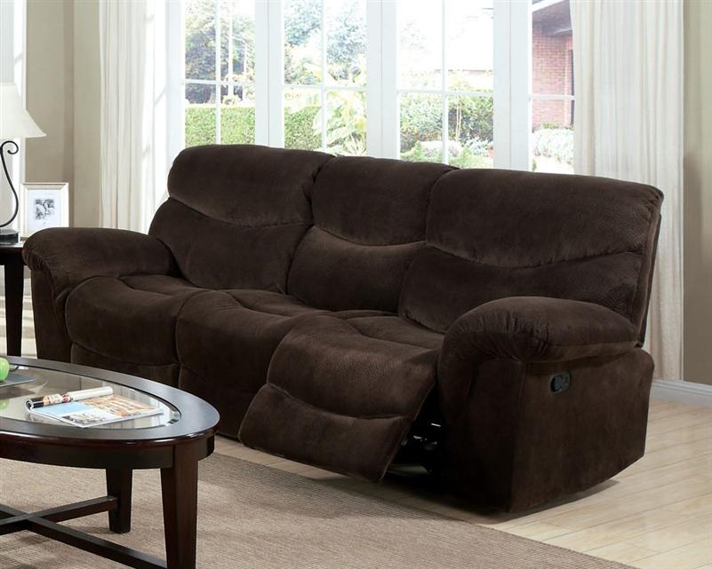 gray microfiber power reclining sofa convertible sleeper sofas   home decor