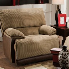 Clayton Sofa Leather Sectional With Left Facing Chaise 2 Piece Reclining Sofa, Loveseat Set In Two-toned ...