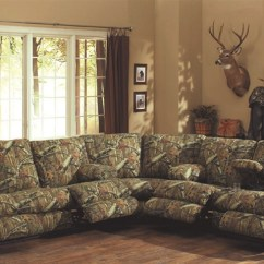 Wedge Table For Sectional Sofa Chesterfield Uk Wintergreen 3 Piece Reclining In Mossy Oak ...