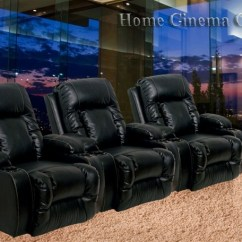 2 Seat Theater Chairs Swing Chair For Baby Geneva Seating Black Leather By Catnapper List Price 1 799 00