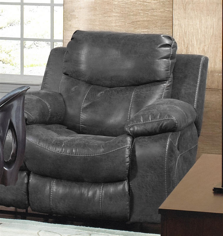 glider chair accessories butterfly covers auckland catalina leather power recliner by catnapper - 64310-6