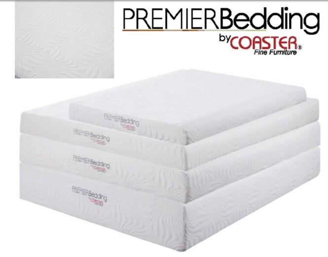 Premier Bedding 10 Inch Memory Foam Twin Size Mattress By Coaster 350064t