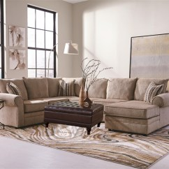 Sofa Loveseat Sets Sale Bed Single Westwood 3-piece Chenille Sectional By Coaster - 501001