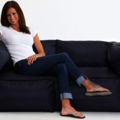 Big Bean Bag Chairs Wedding Chair Covers Hire Ireland Joe 7 Piece Zip Modular Sectional By Comfort Research - 0649602-07