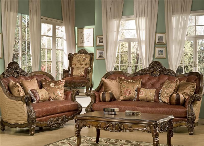 Ramatuelle 2 Piece Living Room Set by Homey Design HD3311