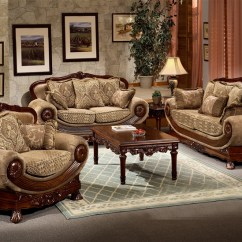 Cheap 2 Piece Living Room Sets For Small Space Freyus Set By Homey Design Hd 862 Larger Photo