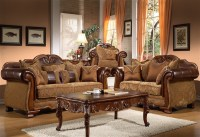 Beauvais 2 Piece Living Room Set by Homey Design HD
