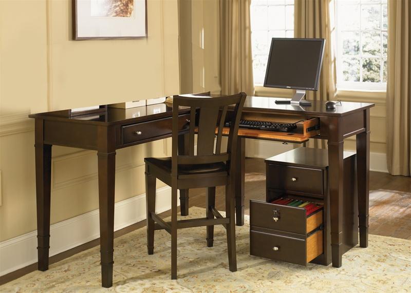 Work Horse RegularCounter Height Home Office Desk in