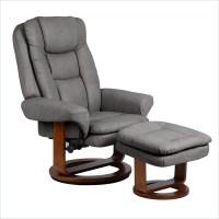 MAC Motion Chairs 802/28/103 2 Piece Swivel Recliner Gun ...