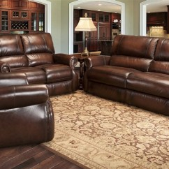 Thomasville Reclining Sofa Unique Sets For Sale Hawthorne Power Dual In Brown Tri Tone ...