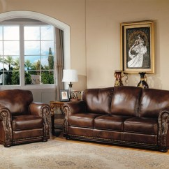 Albany Leather Sofa Sectional Sofas Clearance Toronto Prestige Walnut By Parker House Palb 9300