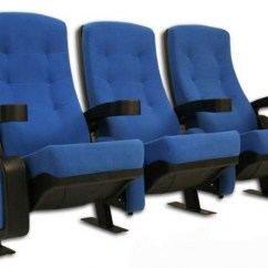 2 Seat Theater Chairs Circle Walmart First Class 3 Red Black Or Blue Movie By Seatcraft Bs831
