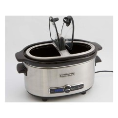 Kitchen Aid Slow Cooker Cheap Cabinets Michigan Kitchenaid 92395 Artisan Up To 60 Off