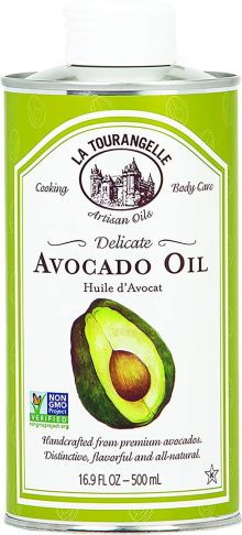 avocado oil for deep frying
