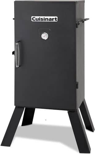 Cuisinart COS-330 best electric smoker