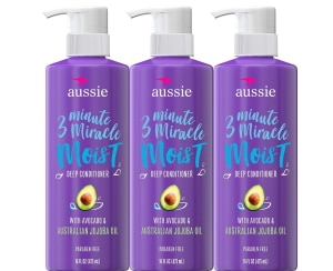 Aussie Deep Conditioner for curly hair