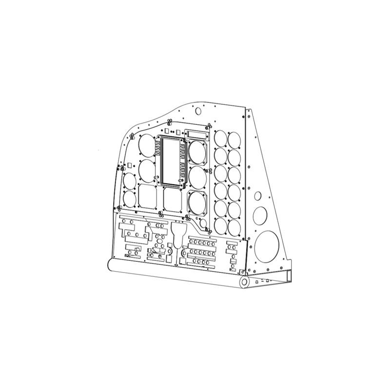 CAPTAIN SIDE STRUCTURE MODULE HPM PRO-SERIE DIY
