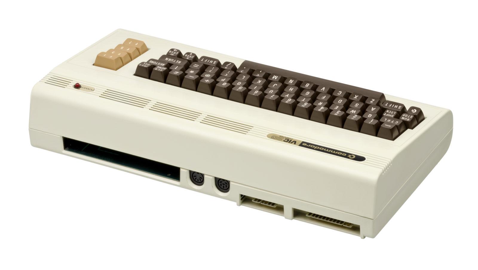 Commodore VIC-20 - HomeComputerMuseum