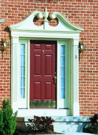 Fypon Urethane Millwork Door Surround Review