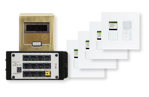 Onq Legrand Structured Wiring Panel W Coax Telecom Distribution