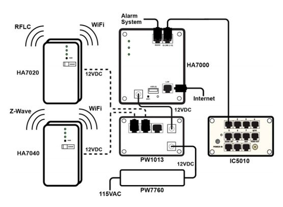 telephone wall socket wiring diagram