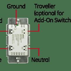 3 Way Switch Wiring Diagram Pdf True Tuc 27f Jasco Zigbee In Wall Smart Dimmer