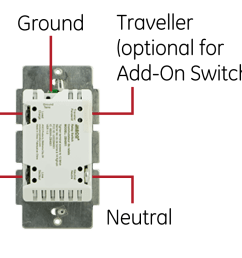 wiring diagram ge zigbee smart wall switch [ 2000 x 800 Pixel ]